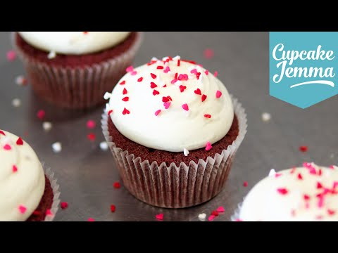 Red Velvet Nutella Cupcake Recipe Perfect Red Velvet Cupcake