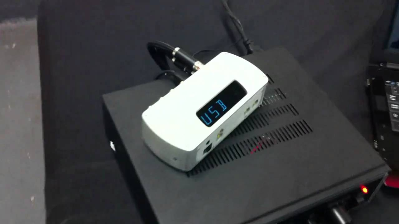 The Gadget Show Test Chordette Prime & Transducer For A