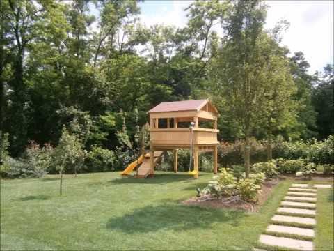 Come costruire una casa sull 39 albero youtube - Come costruire una casa sull albero ...