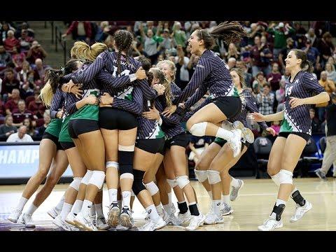2015 Hawai'i vs Texas A&M NCAA Women's Volleyball 2nd Round