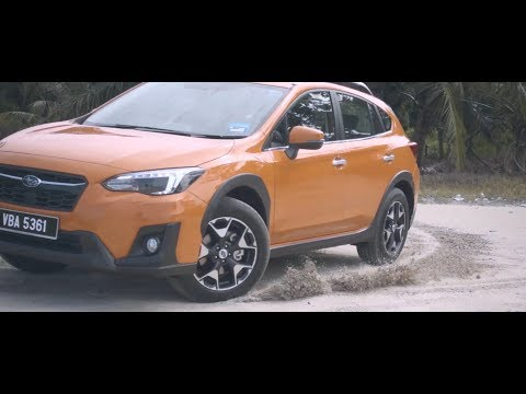 Review: Subaru XV 2.0i-P 2018 in Bahasa Malaysia