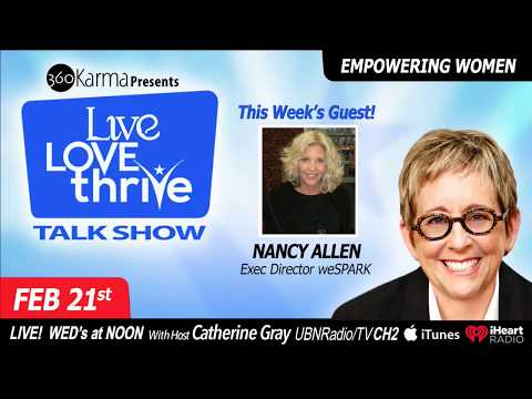 Ep. #79 Cancer Support Conversation with Actress Nancy Allen