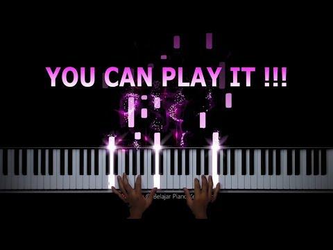 5 Lagu Mudah Yg Biasa Dilatih - Complete Beginner - Kamu Pasti Bisa | Belajar Piano Keyboard