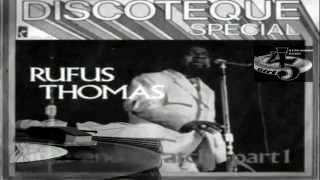 Itch And Scratch  (Part I)(Part II)  Rufus Thomas ‎ 1972  (Facciate:2)