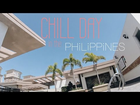 LAZY DAY IN MANILA, PHILIPPINES