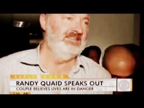 Randy Quaid Hollywood Death Cult CBS Interview