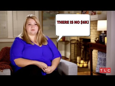 Nicole Says She LIED About the $6K? Do  We Believe Her? 90 Day Fiance: Happily Ever After