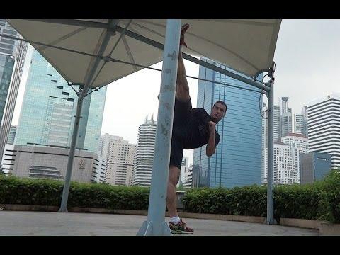 stretching cycle Ron Smoorenburg