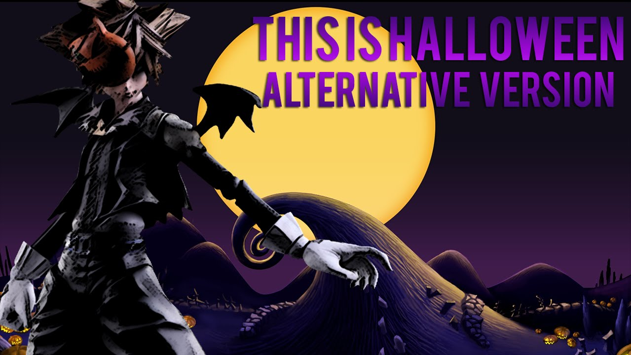 Kingdom Hearts Unreleased Soundtrack - This is Halloween ...