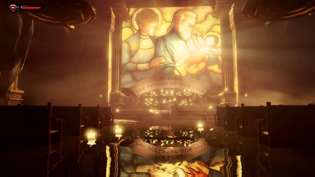 DreamScene [Live Wallpaper] - Bioshock Infinite - Comstock (1080p) - YouTube