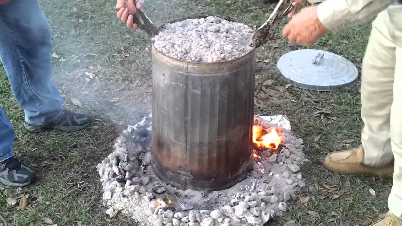 Trash Can Turkey In The Cajun Heartland YouTube