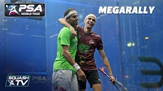 """""""We're Going To Be Seeing That Rally For Years!"""" - Squash MegaRally - ElShorbagy v Farag"""