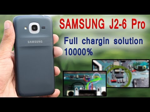 samsung j2 6 charging solution - YouTube