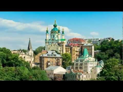 Ласкаво просимо до Києва / Welcome to Kiev