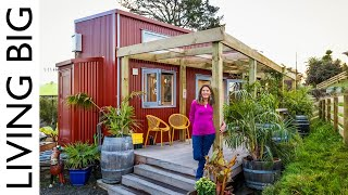 Dream Airbnb Tiny Home Helps Woman Find Freedom For Retirement