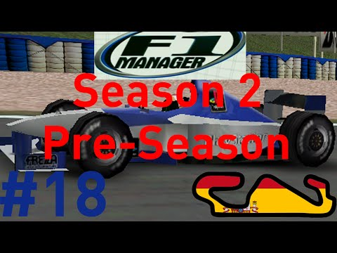 F1 Manager: Minardi Manager Career - Part 18 - 2000 Pre-Season