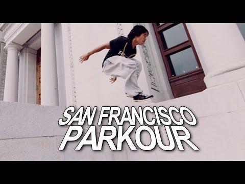 2015 San Francisco International Parkour Jam