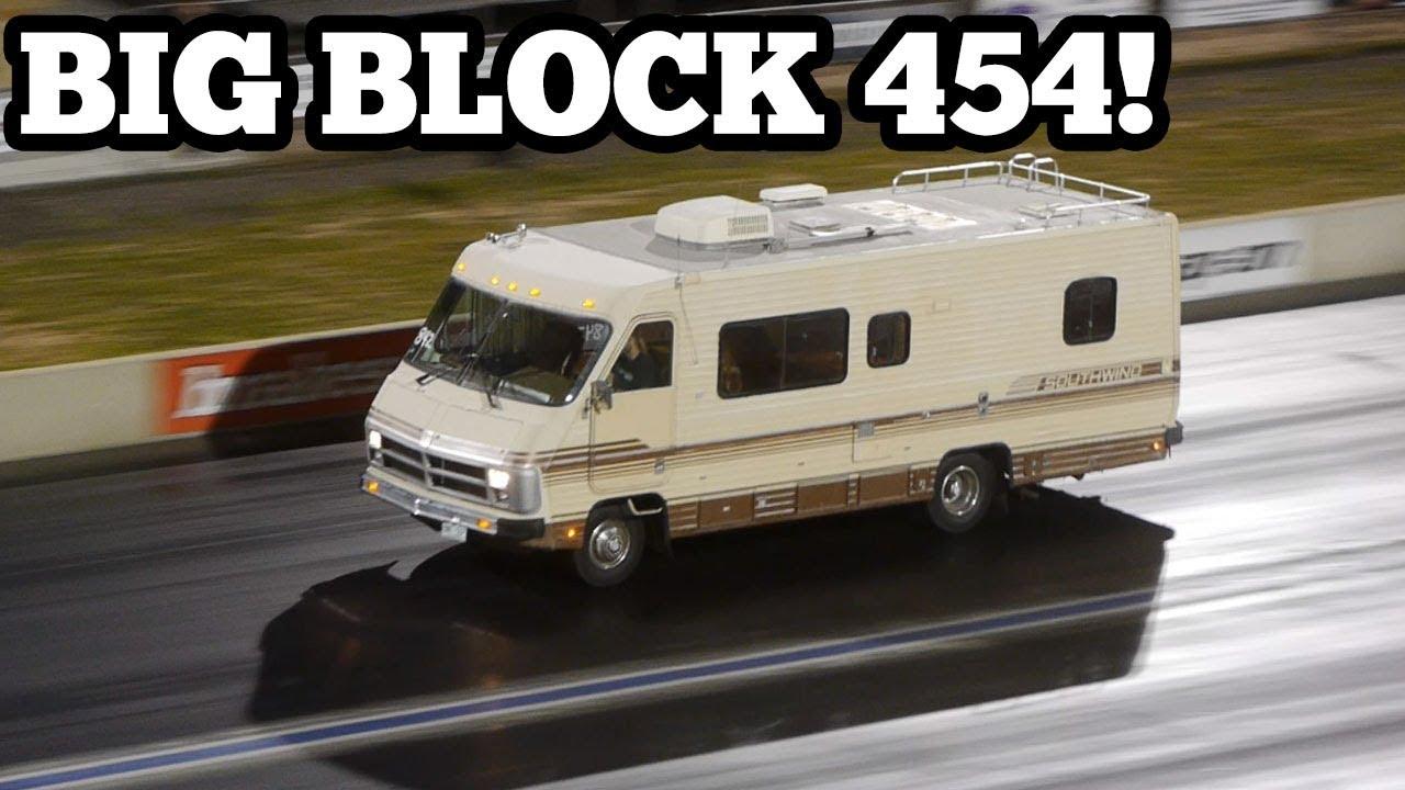 55 Chev Wiring Diagram Motorhome Drag Race Big Block Chevy 454 Quarter Mile