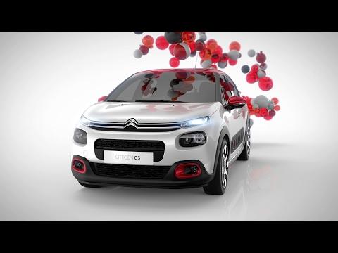 Nouveau SUV Compact Citroën C3 Aircross, l'héritage du design