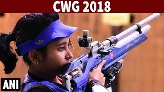 CWG 2018: Mehuli Ghosh, Apurvi Chandela clinch silver, bronze in shooting