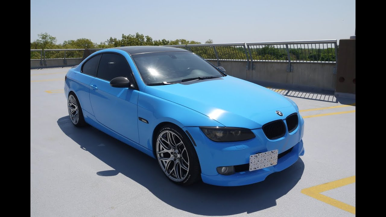 Modified Manual Bmw E92 335i Showcase Constance Youtube