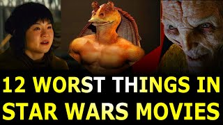 The 12 Worst Things About Each Star Wars Movie