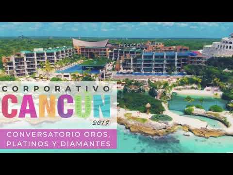 Conversatorio Cancún 2019 - Oros, Platinos Y Diamantes