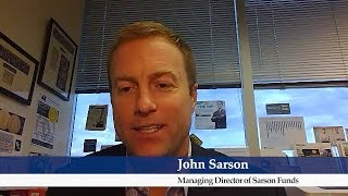 CFA Society of East TN Pre Event Interview with John Sarson of Sarson Funds