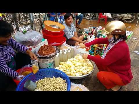 Khám phá Chợ Tân Châu Ang Giang ngày giáp tết 2019 #1 | Tan Chau market