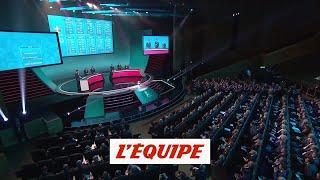 La France avec l'Islande et la Turquie - Foot - Euro