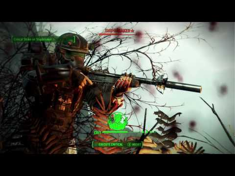 Fallout 4 The Annoying to find shipbreaker