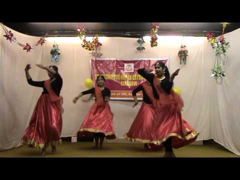 Nagada sang...performed by Irene, Aleena, Sandra & Sheba