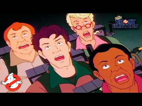 PILOT EPISODE: The Real Ghostbusters! | Animated Series | GHOSTBUSTERS