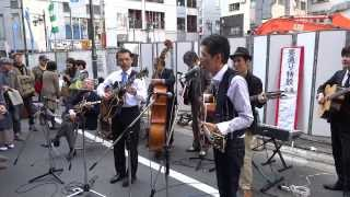 The 13th Shinjuku Trad Jazz Festival(2013/11/17):新宿アコギの会2