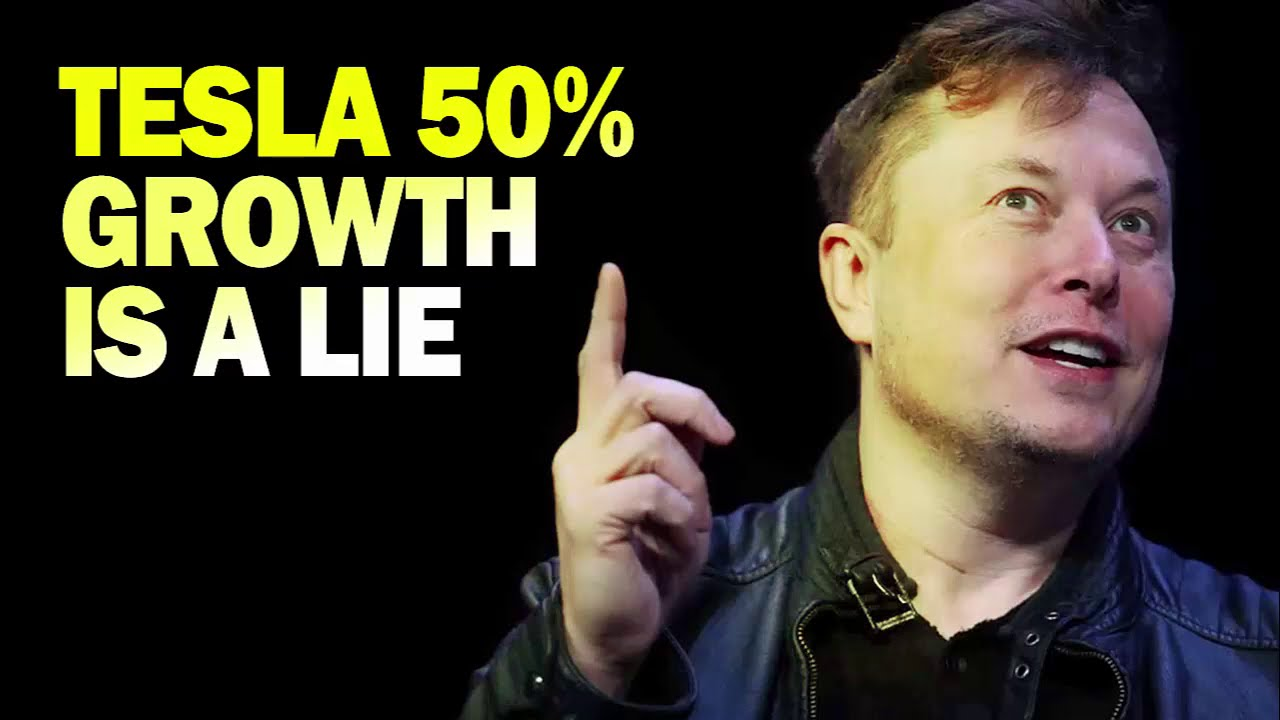 Will Tesla Actually Grow at 50% as per Elon Musk's Forecast?
