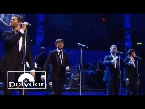 Take That opening Children In Need 2009 (Official Video)
