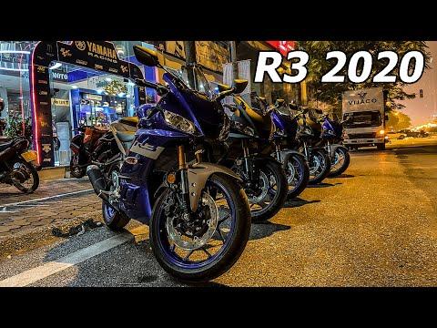 Trải nghiệm Yamaha R3 2020 đầu tiên tại Việt Nam