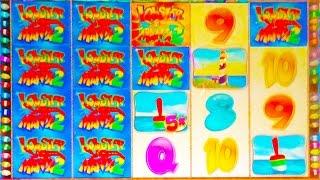 Lobstermania 2 slot machine, Live Play & bonus
