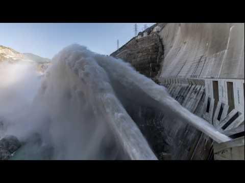 Deriner Dam, Turkey, Bosch Rexroth