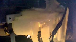видео Бачок стеклоомывателя