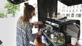 I like Bike café  Justyna