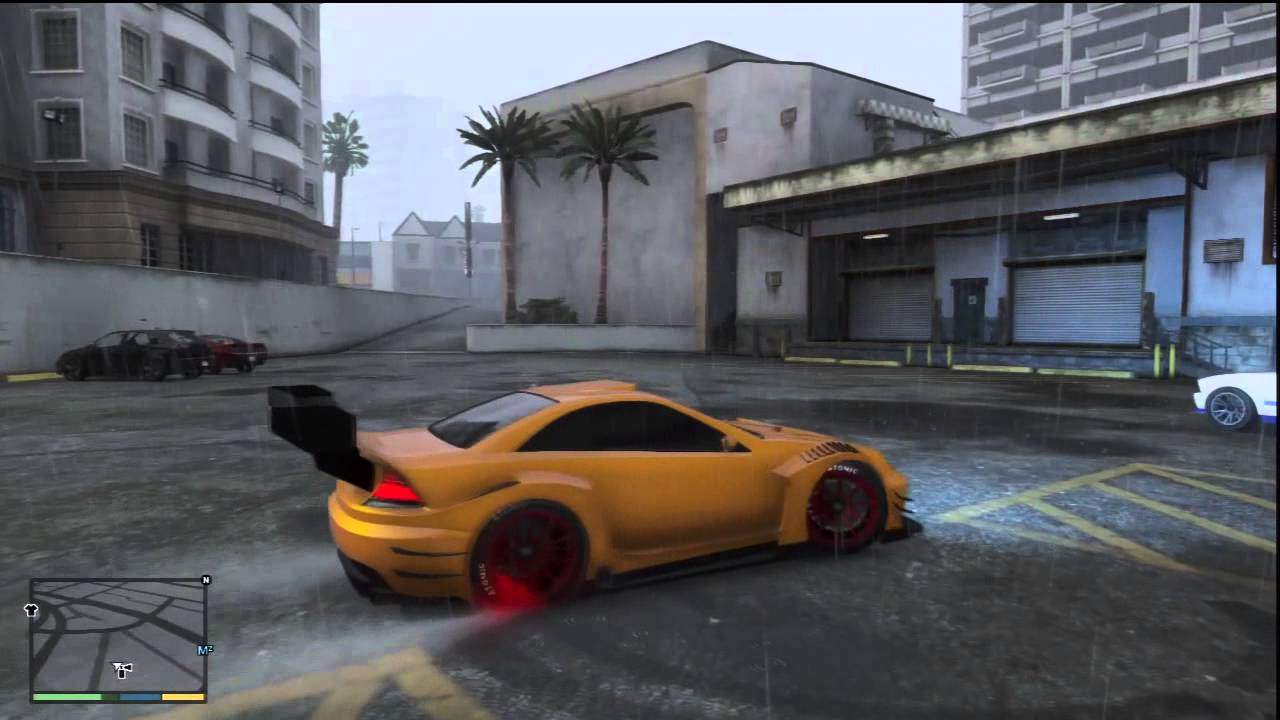 GTA V: Car Customization: Benefactor Feltzer, Sports