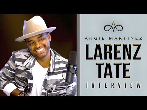 Angie Martinez - Larenz Tate Reveals 50 Cent Directed His 'Power' Sex Scene