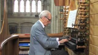 J.S. Bach: Praeludium und Fuge in c-moll BWV 546 (G. Leonhardt)