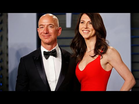 Amazon founder, Jeff Bezos, accuses US gossip magazine of blackmail Mp3