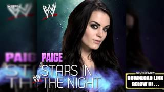"WWE: ""Stars In The Night"" (Paige) Theme Song + AE (Arena Effect)"