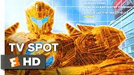 Pacific Rim: Uprising Extended TV Spot - Gipsy Avenger (2018) | Movieclips Coming Soon - Продолжительность: 68 секунд