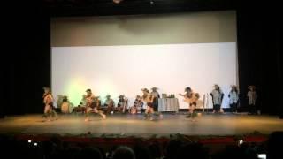 Danzas Polinesias de Guadalajara 1er Lugar Hura Tapairu 2015