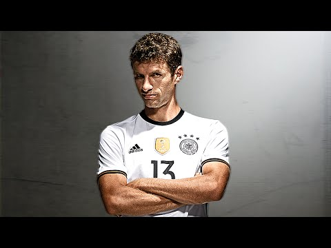 TRICKSHOT FOOTBALL CHALLENGE vs THOMAS MULLER