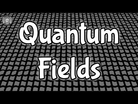 What is a Quantum Field?!?